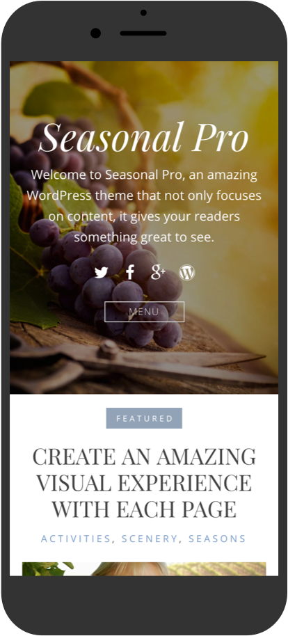 Longevity - A multipurpose theme
