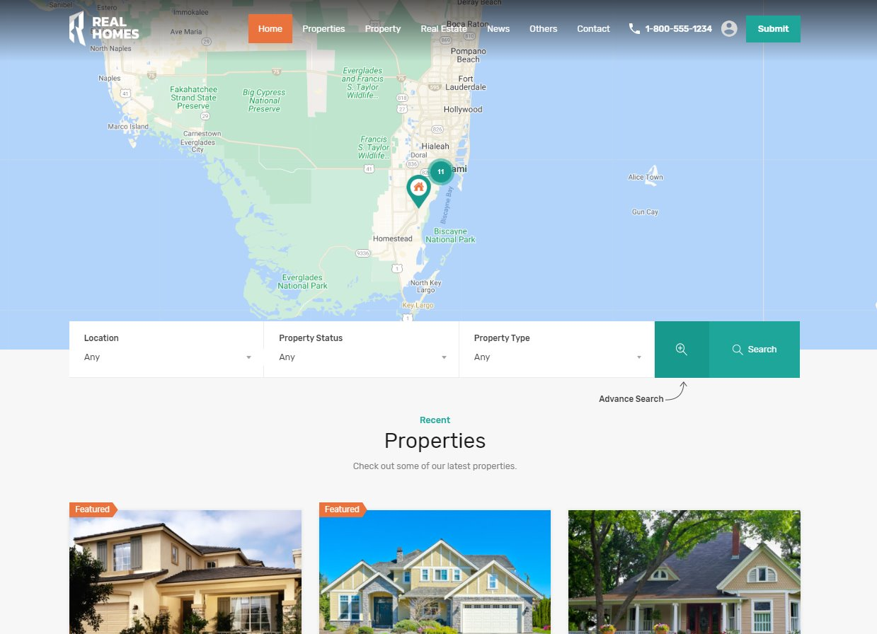 property-wordpress-portal