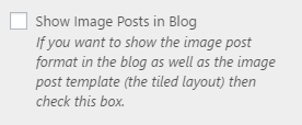 image posts in blog